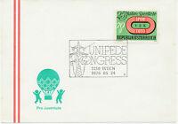 A 1150 WIEN UNIPEDE Kongress (Elektrizität, Strom, Energie) 1976