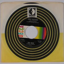 THE WHO: Baby, Don't You Do It DECCA 45 Rare Join Together VG+ DECCA