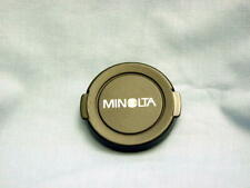 MINOLTA ORIGINAL 49mm JAPAN MADE LENS CAP