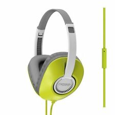 Koss UR23i Headphone Green Microphone for answering calls