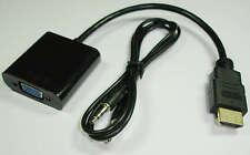 HDMI to VGA con Audio Adapter
