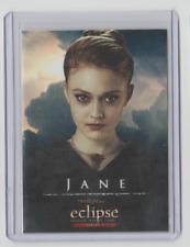 THE TWILIGHT SAGA ECLIPSE TRADING CARD Dakota Fanning as Jane #91