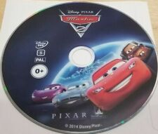 Cars 2 (DVD, 2011, Region 5) Disc Only