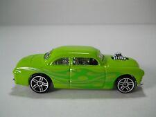 Hotwheels Shoe Box Green Paint 1/64 Scale JC56