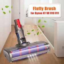 For Dyson V7 V8 V10 V11 Vacuum Cleaner Fluffy Floor Head Roller Brush Assembly