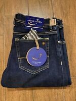 Jacob Cohen Limited Edition J688 Comfort Dark Wash 33W RRP £480