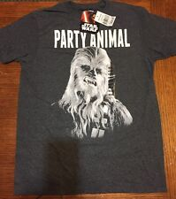 Star Wars Disney T Shirt Choovaka Size Medium NEW