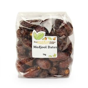 Medjool Dates 1kg   Buy Whole Foods Online   Free UK Mainland P&P