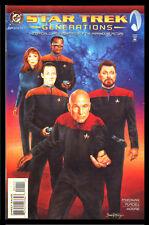 "Vintage Comic: 1994 Star Trek Vii ""Generations"" ~ Dc ( Nm )"