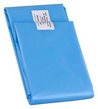 haggiy Matratzenhülle - Schutzhülle extra stabil für 140 cm breite Matratzen