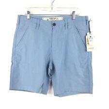 Burton Men's Kingfield Shorts, Size 32, Dark Denim Heather