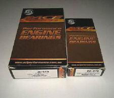 ACL Race Rod & Main Bearings Set Mitsubishi DSM 2G 7-BOLT ECLIPSE EVO 4G64 4G63