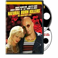 Natural Born Killers: Director's Cut On DVD With Woody Harrelson Very Good