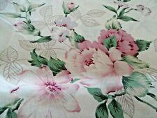 Housse  enveloppe petit edredon a fleurs Shabby Deco chic