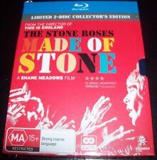 The Stone Roses Made Of Stone (Australia Region B) 2 Disc Blu-Ray – New