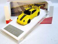 "1:64 FUELME PORSCHE 911 (993) Gunther Werks ""STING"" hornet yellow L.E. 999 pcs"