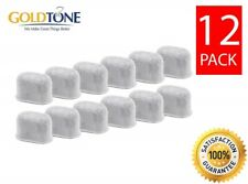 (12) Replacement Charcoal Water Filters for ALL Keurig Coffee Makers, 1.0 2.0