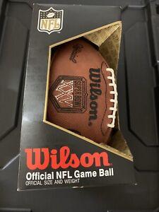 Wilson Super Bowl 25 Football - NY Giants vs. Buffalo Bills