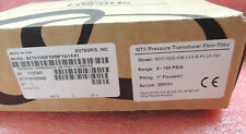 Entegris 4210-100G-F08-B-P1-U1-T41 NT Pressure Transducer Flow Thru