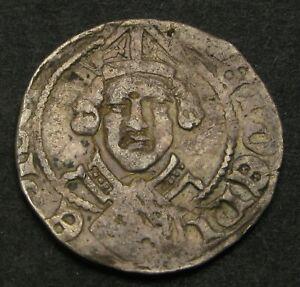 MUNSTER (Germany) Pfennig ND - Silver - Heidenreich (1381-1392) - 1754