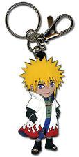 *Legit* Naruto Authentic Pvc Keychain 4th Hokage Sd Minato Namikaze #4873