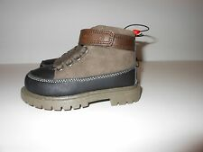 Carter's Boys Ronald Toddler Boots Size 7 NEW