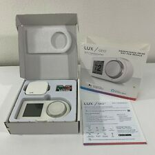 Lux Geo Wifi Programmable Smart Thermostat Alexa & Google Assistant Enabled New
