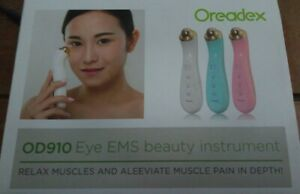 Oreadex OD910 Eyes EMS Beauty Heating,Vibration Muscle Relax Anti Wrinkle Bags B