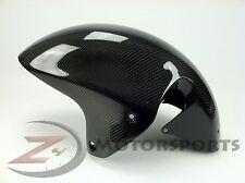 1999-2007 Hayabusa GSX1300R Front Fender Tire Cowl Fairing 100% Carbon Fiber