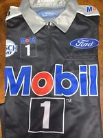 Kevin Harvick 2020 DOVER WIN MOBIL 1 Pit Crew Shirt XLT Nascar Team Issued NICE