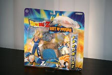 Dragonball Z  2-Packs action figure SS VEGITO & SS3 GOTENK by Jakks Pacific NEW!