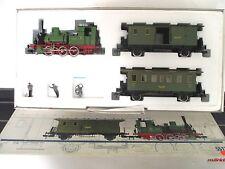Märklin 5513 Spur 1 Dampflok + Personenwagen Chandali Set wie neu OVP
