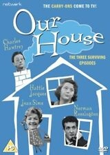 OUR HOUSE series. Charles Hawtrey, Hattie Jacques. New sealed DVD.