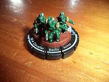 Cavalier Battle Armor #031 MechWarrior Death from Above 16 Points