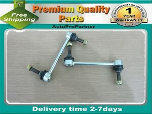 2 FRONT SWAY BAR LINKS FOR MERCEDES BENZ W164 ML320 ML350 ML450 ML500 06-11