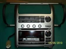 BOSE INFINITI G35 NISSAN RADIO 6 CD CHANGER (REPAIR)