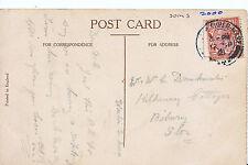 Genealogy Postcard - Drinkwater - Kilkenny Cottages - Bibury - Gloucester  127A
