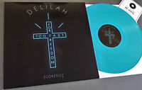 """RSD FLORENCE & THE MACHINE Delilah 12"""" BLUE VINYL Record Store Day Demo + Mp3"""