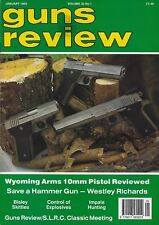 GUNS REVIEW - THREE ISSUES FROM 1992 (1 - 3)