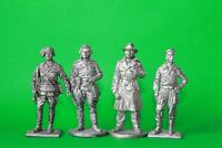 Tin toy WWII figures soldiers 54 mm exclusive collection figures