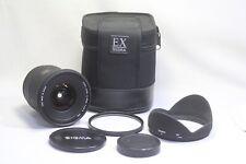 Sigma EX Aspherical HSM 17-35mm f/2.8-4 Aspherical HSM Lens for Canon EF