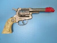 Vintage 1960's Hubley Marshal cap gun