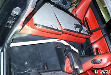 Ultra Racing 2 Points Interior Strut Brace Bar Adjustable BMW E46 M3 RO2-1535A