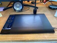 "New ListingIntuos 4 Wacom Ptk-640 Drawing Tablet 11"" diagonal drawing area $5 Priority Ship"