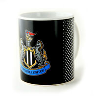 Newcastle United Official Football Team Fade Ceramic Mug Coffee
