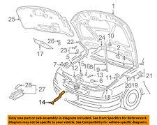 VW VOLKSWAGEN OEM 01-05 Passat Hood-Release Lever Handle 3B0823593D01C