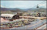 AX4753 Venezuela 1960 - Caracas - Teleferico del Avila - Estacion - Postcard