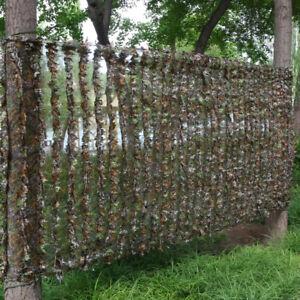 4x1.5 Camouflage Net Hunting Camouflage Fabrics Cloth Tree Camouflage Netting
