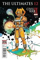 Ultimates #12 Comic Book 2016 - Marvel