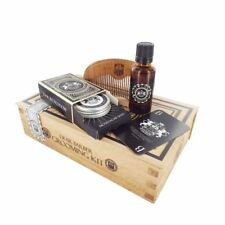 Dear Barber Beard Grooming Men's Gift Set, Beard Oil, Wax & Comb For Men